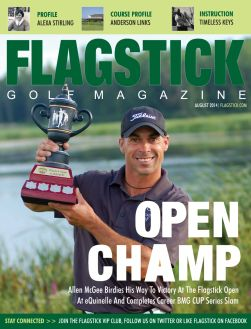 Ottawa based Flagstick Golf Magazine is published 8 times per year and feature loads of great Ottawa, Gatineau and Eastern Ontario golf information plus so many other great feature editorials - Profiles, Course Profiles, Instruction and more.