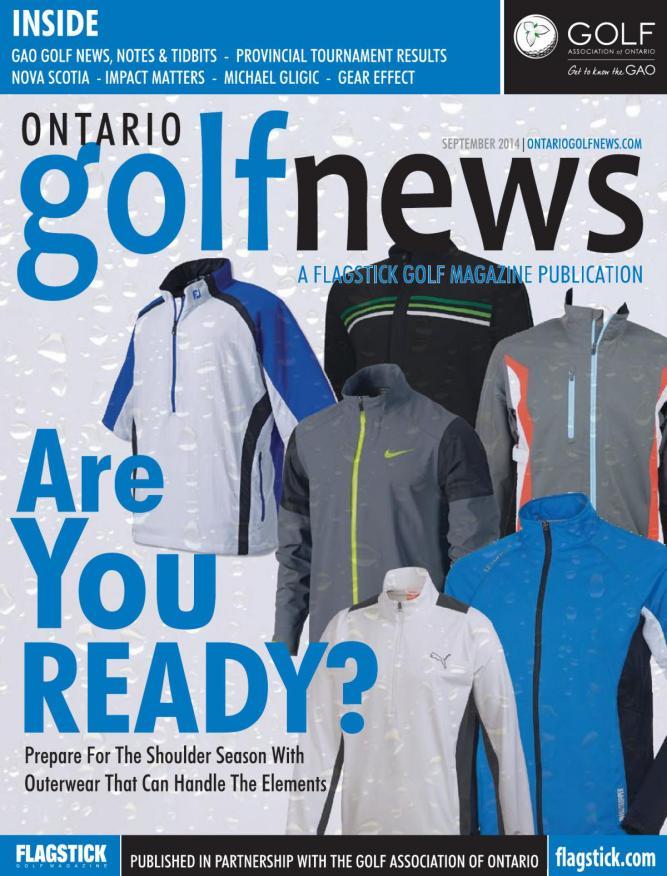 3215c53d2 Ontario Golf News - September 2014